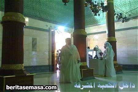 4893344151 35f916951e (16 Muharram) Pembersihan Kaabah Mekah