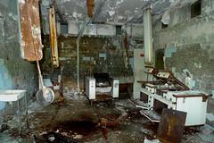 "Prypjat / ' (Ukraine) - Kitchen of Caf ""Pripjat"" (Danielzolli) Tags: nuclear ukraine atom nuklear catastrophe chernobyl ukraina ucrania gau ukrajina nucular reaktor tschernobyl nukular ucraina  pripyat  prypyat  tschornobyl supergau cernobyl pripjat cornobyl   pripet   pripjat"