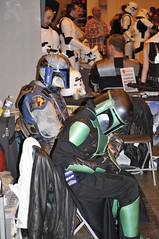 Boba Fet & Friend (VISUALISATIONS) Tags: starwars scifi bountyhunter bobafet