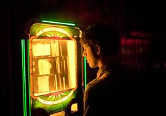 Ontario Bar (Tom Starkweather) Tags: new york city ontario brooklyn bar williamsburg jukebox