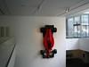 NEW YORK - MOMA: Ferrari (foto_quindi_sono) Tags: usa newyork muro skyline america moma ferrari museumofmodernart bigapple formulauno statiuniti grattacieli skycreeper