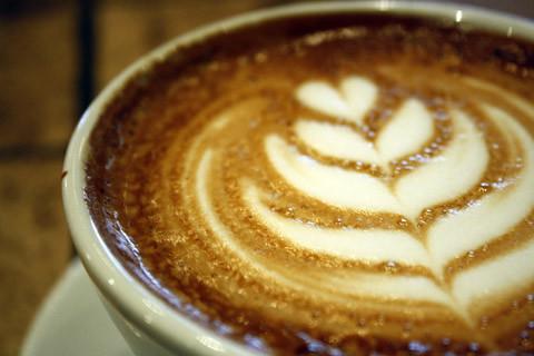 Caffe Artigiano - cappuccino