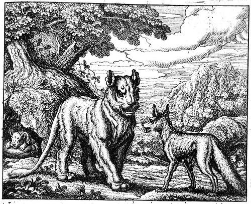 leaena et vulpes