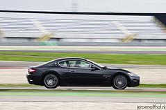Maserati GranTurismo S (Jeroenolthof.nl) Tags: 2 3 jeroen lotus elise jan 360 s ferrari m 150 e bmw d8 gran tt modena m3 circuit turismo rs maserati 46 donkervoort s2 maranello 2010 assen testarossa granturismo cosworth 270 e46 s8 racen tegen lammers ttcircuit olthof 111s kanker s8at
