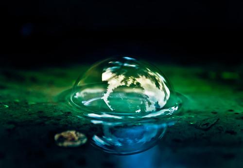 Primordial Bubble.