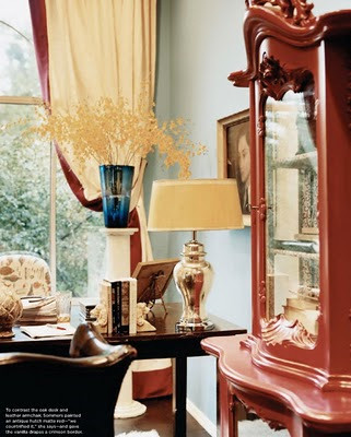 Ruthie Sommers Interiors - Flower Films Office