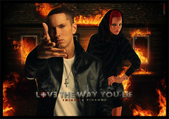 Eminem & Rihanna - Love the way you lie (netmen!) Tags: love way you lie recovery blend eminem rihanna netmen