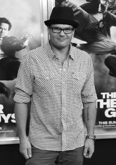Chris Bauer, The Other Guys Movie Premiere