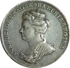 Vigo medal by John Croker obverse