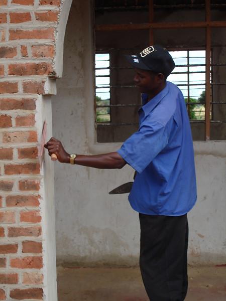 Builder Fundi Nyoni