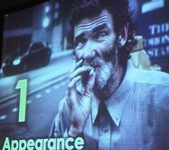 appearance as trust factor slide