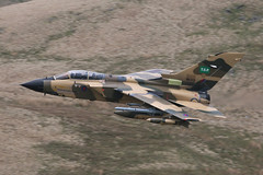 RIP Saudi Camo Tornado!!!! (PhoenixFlyer2008) Tags: wales speed yahoo google loop low flight neil images camo level british bates tornado aerospace mach panavia warton lfa7 zk113