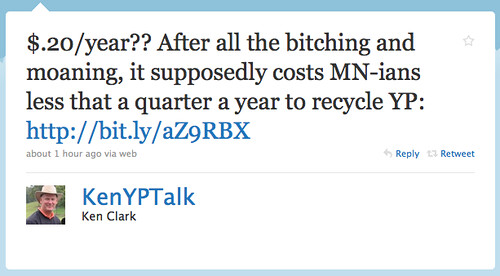 Ken Clark Insults Taxpayers