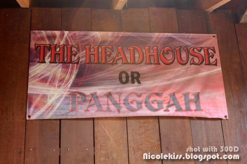 the headhouse