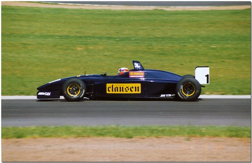 Montoya fue el rival más fuerte que tuvo Lowndes en la F3000 del 97