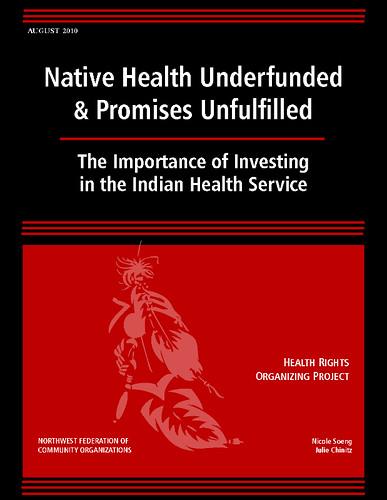 Native Health Underfunded