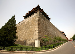 Forbidden City Walls 3 (David OMalley) Tags: china city red beauty architecture capital chinese beijing palace forbidden empire imperial  forbiddencity dynasty emperor  grandeur  verbotenestadt citinterdite    verbodenstad cidadeproibida cittproibita yasakehir chineseempire    ipinagbabawalnalungsod cmthnhph