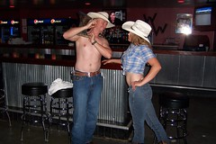 100_3639 (cowboy chris bbq) Tags: girls hot cute sexy ass beer hat promotion female bar spurs promo model women cowboy photoshoot calendar legs boots modeling butt models wranglers columbia mo missouri blonde posters casual boothbabes cowgirl cowboyhat promotional saloon outlaw anvil cowboyboots beltbuckles boothbabe promotionalmodel promotionalmodels whiskeywild cowboychrisbbq outlawwomen