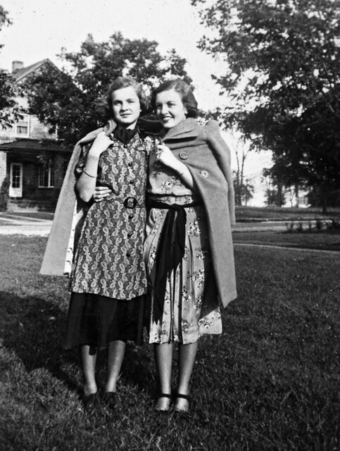 Mom & Aunt Louise