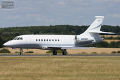 N310U - 100 - Private - Dassault Falcon 2000EX - Luton - 100721 - Steven Gray - IMG_8884