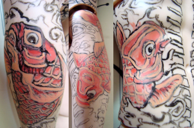 yakuza tattoo design of japan photo 3