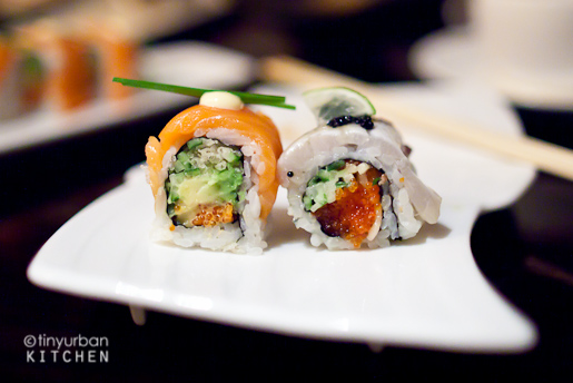 Oishii Boston Rolls