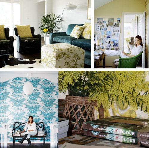 Wallpaper Cabinet by Shannon Fricke