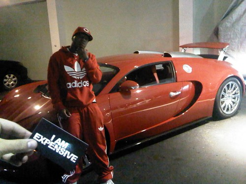 Video Birdman Shows Off His Brand New $2 Million Bugatti Veyron!