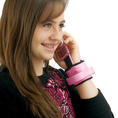 wrist cell phone carrier 1