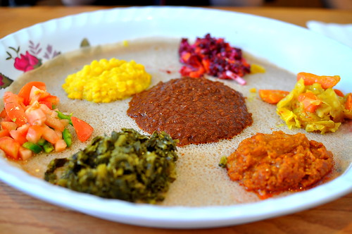 Little Ethiopia Food Tour - Washington D.C.