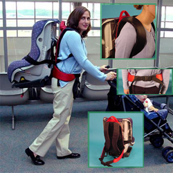 Jenny: Carseat Backpack