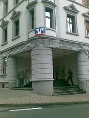 Volksbank Eschwege Frontansicht
