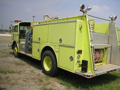 1982 American LaFrance (Ark Valley Fire Buff) Tags: 2 fire engine 40 13 wichita apparatus 41