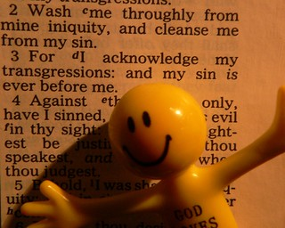 Psalm 51: 2,3 on 25 August 2010 - day 237