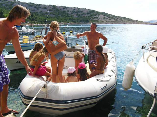 Going to Goli otok