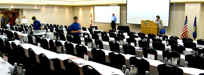 Convention Event Planning, Management, Registration Services by Event Planners