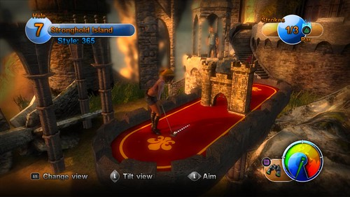 Planet Minigolf for PlayStation Move (PS3)