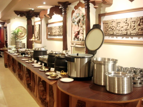 Annalakshmi Brickfields - buffet
