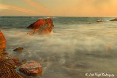 MAR EMBRAVECIDA (Jose Angel Rodriguez) Tags: sunset mar mediterraneo murcia puestadesol olas aguilas largaexposición naturesfinest calabardina supershot lebeche saariysqualitypictures coth5 embravecida joseangelrodriguez passiondéclic