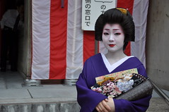 Suzuko at Kyo Odori (_Codename_) Tags: japan kyoto locals maiko geisha gion 2010