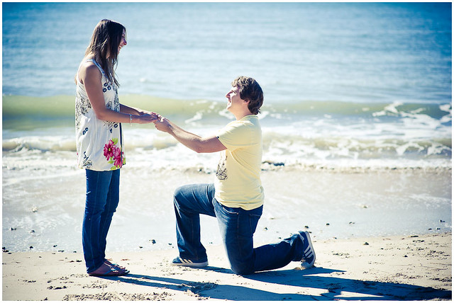 HIghcliffe Castle Engagement Photography - Sneak peek