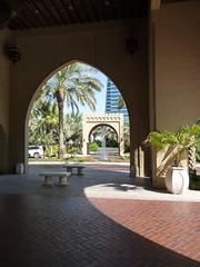 270909 Dubai (jancruick) Tags: holiday one hotel dubai united uae royal emirates arab only mirage the 270909