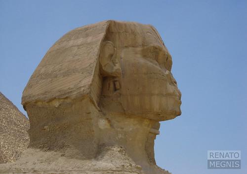 Egito, Esfinge - Sphinx