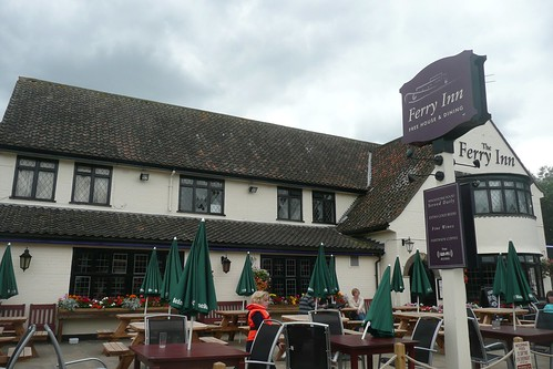 The Ferry Inn,Horning,Norfolk