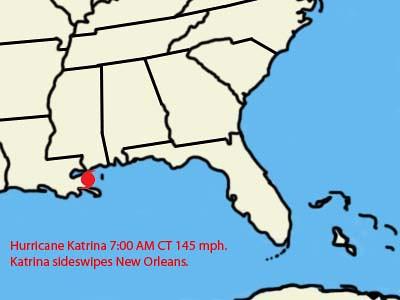 20050829-1 Katrina Timeline
