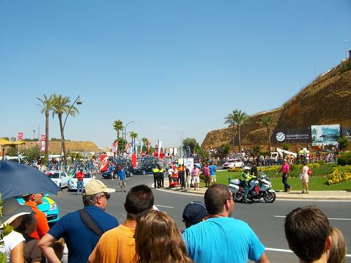 La Vuelta en Alcalá de Guadaíra
