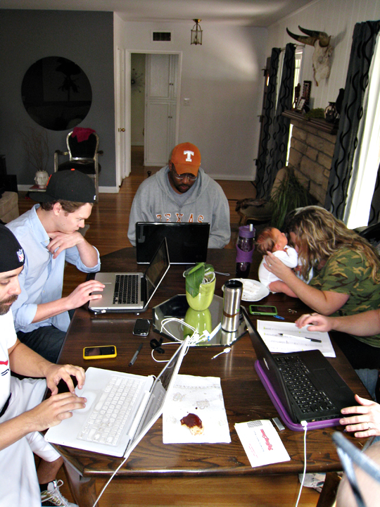 Fantasy Football Draft 2010
