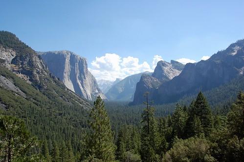 Inspiration Point Yosemite National Park California Yosemite Valley