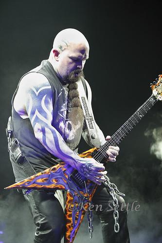Slayer - 08-19-10 - Joe Louis Arena, Detroit, MI