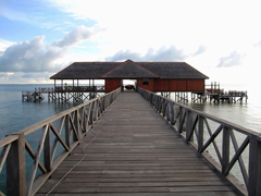 Mabul Borneo Divers Dive Resort